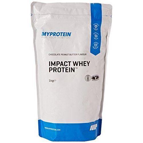 MyProtein Impact Whey Choc Beurre d'arachide 1000 g-MYP75