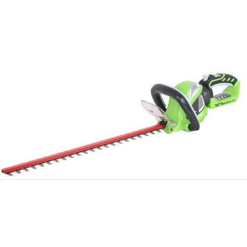 Greenworks Tools 61cm (24'') Taille-haie sans fil 40V Lithium-Ion (Outil seul, sans batterie ni chargeur)…