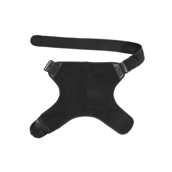 YOSOO Attelle d'épaule Yosoo Epaule Brace Blessure Arthrite Douleur Support Strap Wrap Belt Band