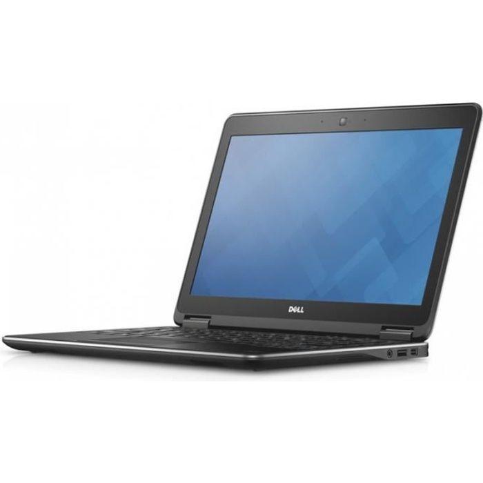 Dell Latitude E7240 8Go 256Go SSD