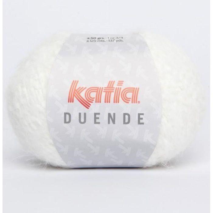 Laine DUENDE - Katia 300 Blanc
