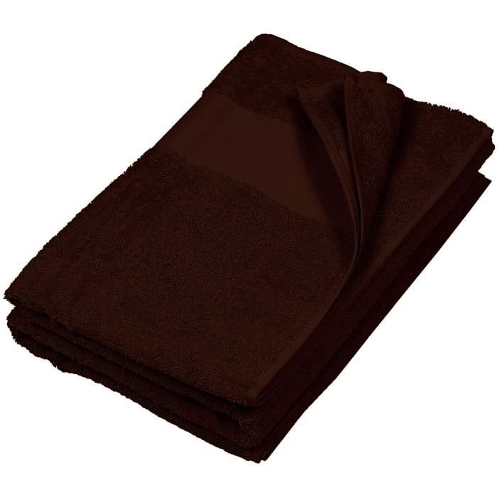 DRAP DE BAIN (Chocolat - One Size)
