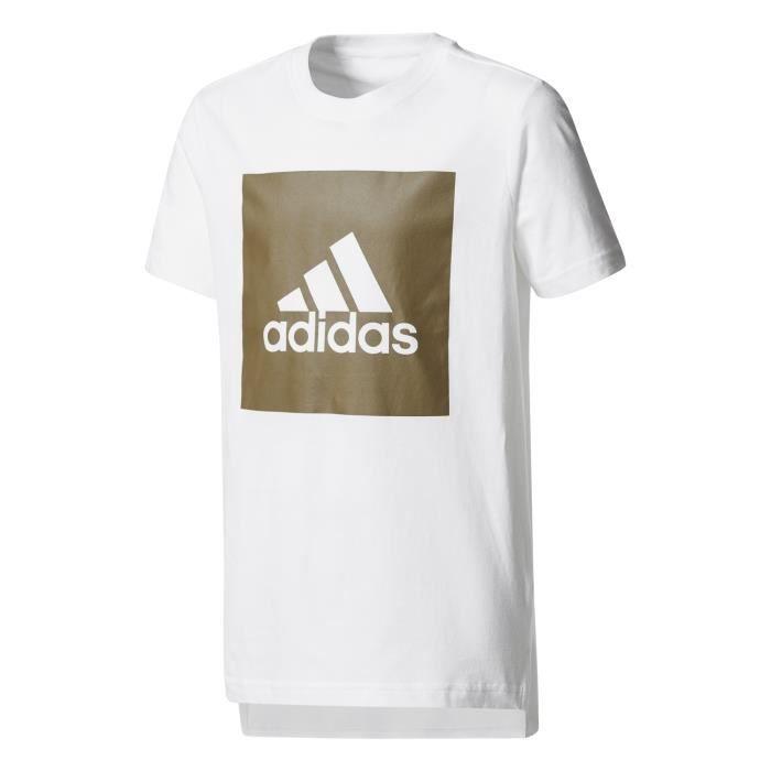 T-shirt junior adidas Essentials Logo