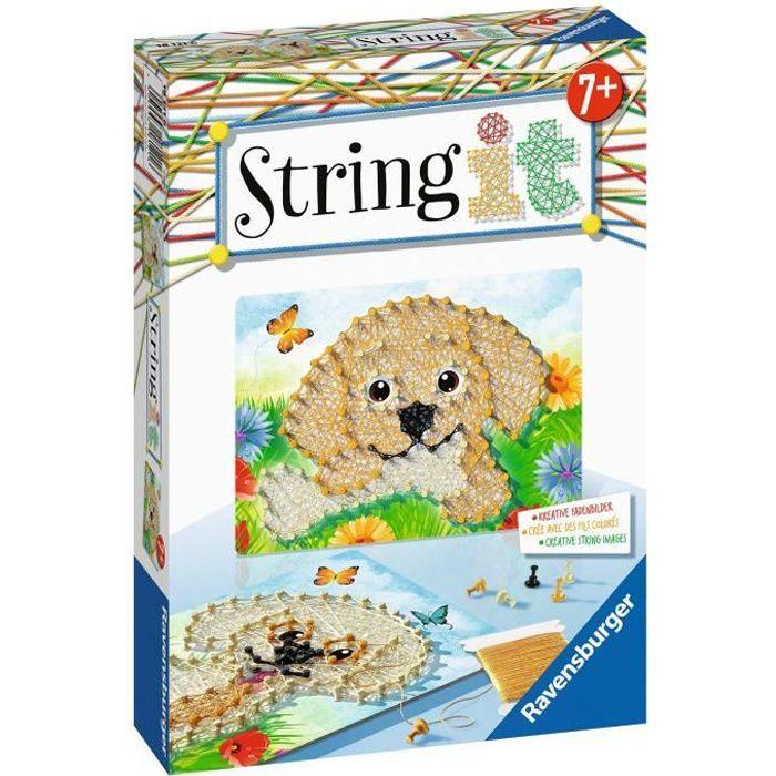 String It mini: Dog