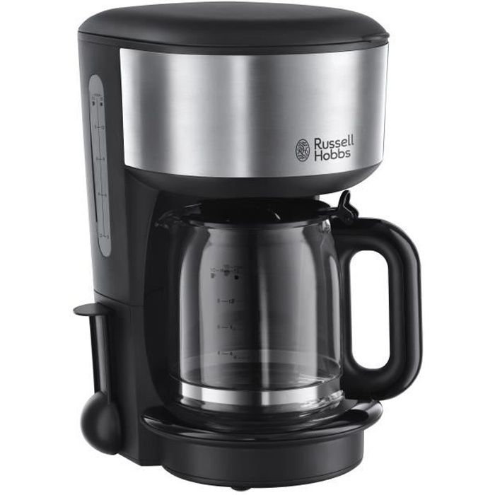RUSSELL HOBBS Oxford 20130-56 Cafetière filtre - Inox