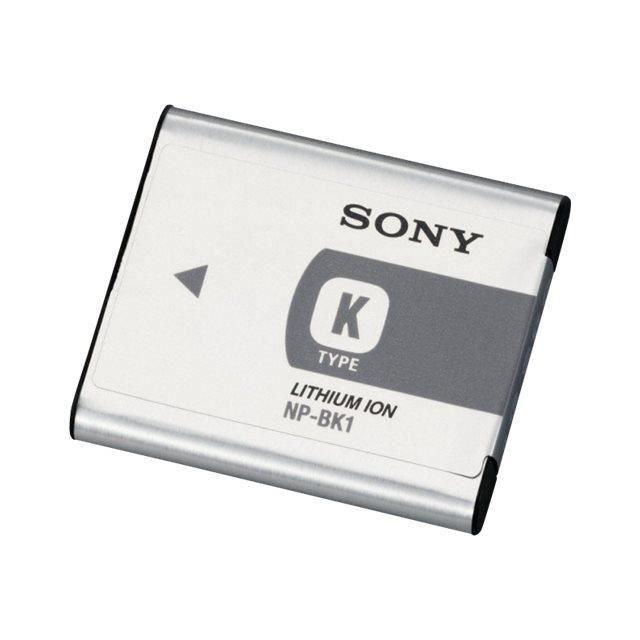 Batterie NP-BK1 pour DSC-S750, DSC-S950