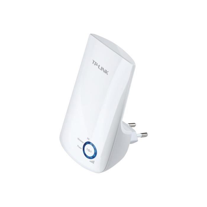 TP-LINK TL-WA854RE 300Mbps Universal WiFi Range Extender Extension de portée Wifi Wi-Fi 2.4 GHz