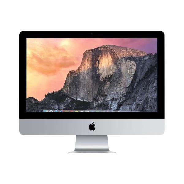 apple imac 21 5 39 39 i7 3 1ghz 8go fusion 1 prix pas cher cdiscount. Black Bedroom Furniture Sets. Home Design Ideas