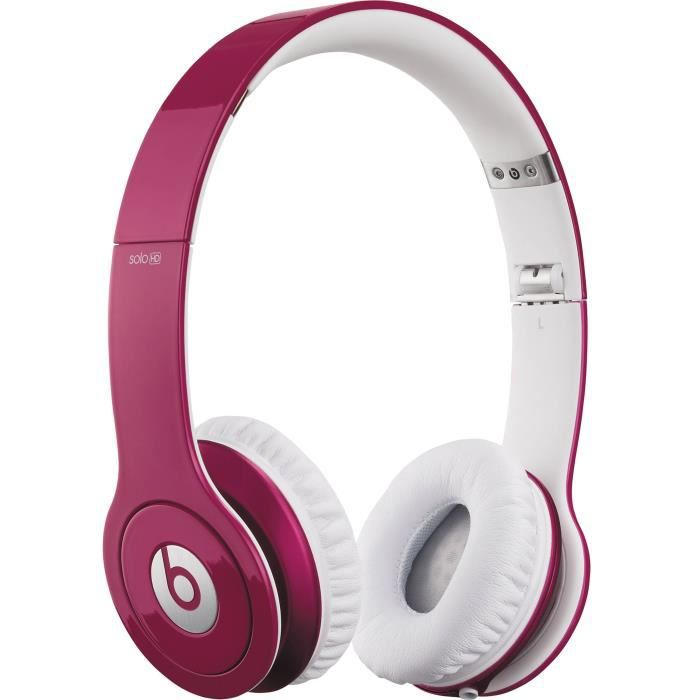 beats solo hd bubble gum casque audio avec micro. Black Bedroom Furniture Sets. Home Design Ideas