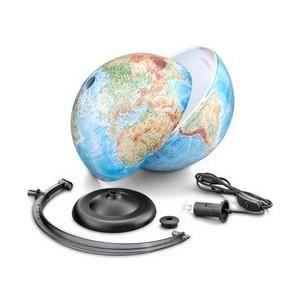 JPC Globe en kit pr/êt /à monter lumineux sph/ère 30 cm Bleu