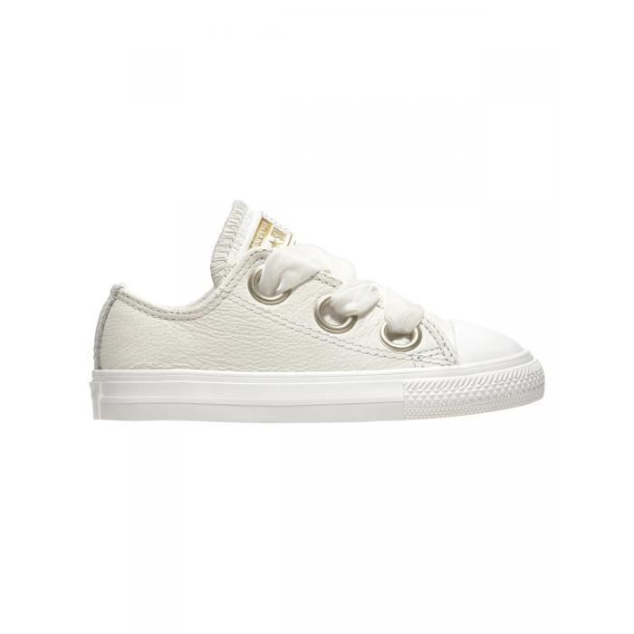 converse all star basse blanche enfant