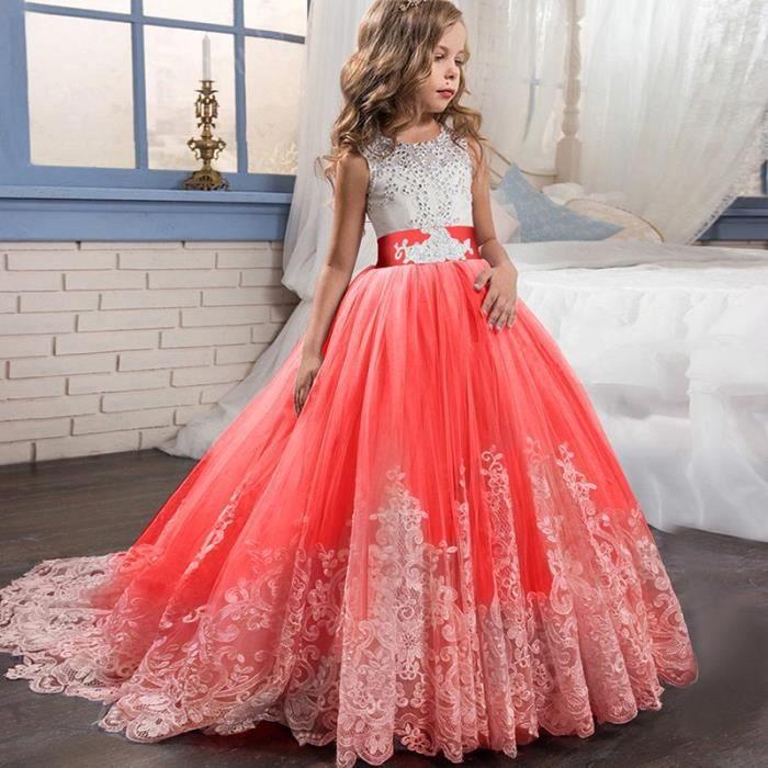 Robe mariage enfant - Achat / Vente pas cher