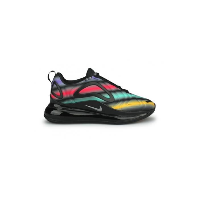 BASKET MULTISPORT Basket Nike Air Max 720 Junior Noir Aq3196-011