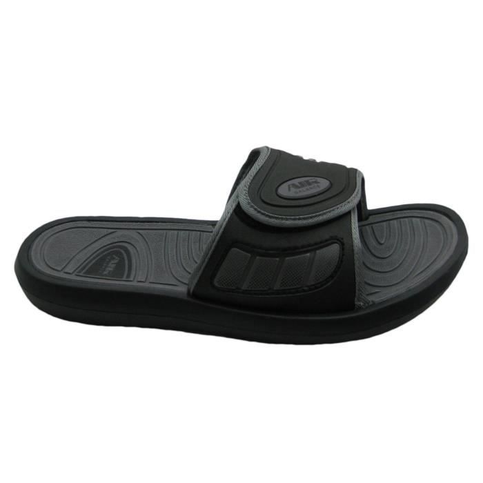 Air Boys Comfortable Shower Beach Sandal Slippers W-adjustable Strap In Classy Colors GDLDA Taille-39 LZ72S8M