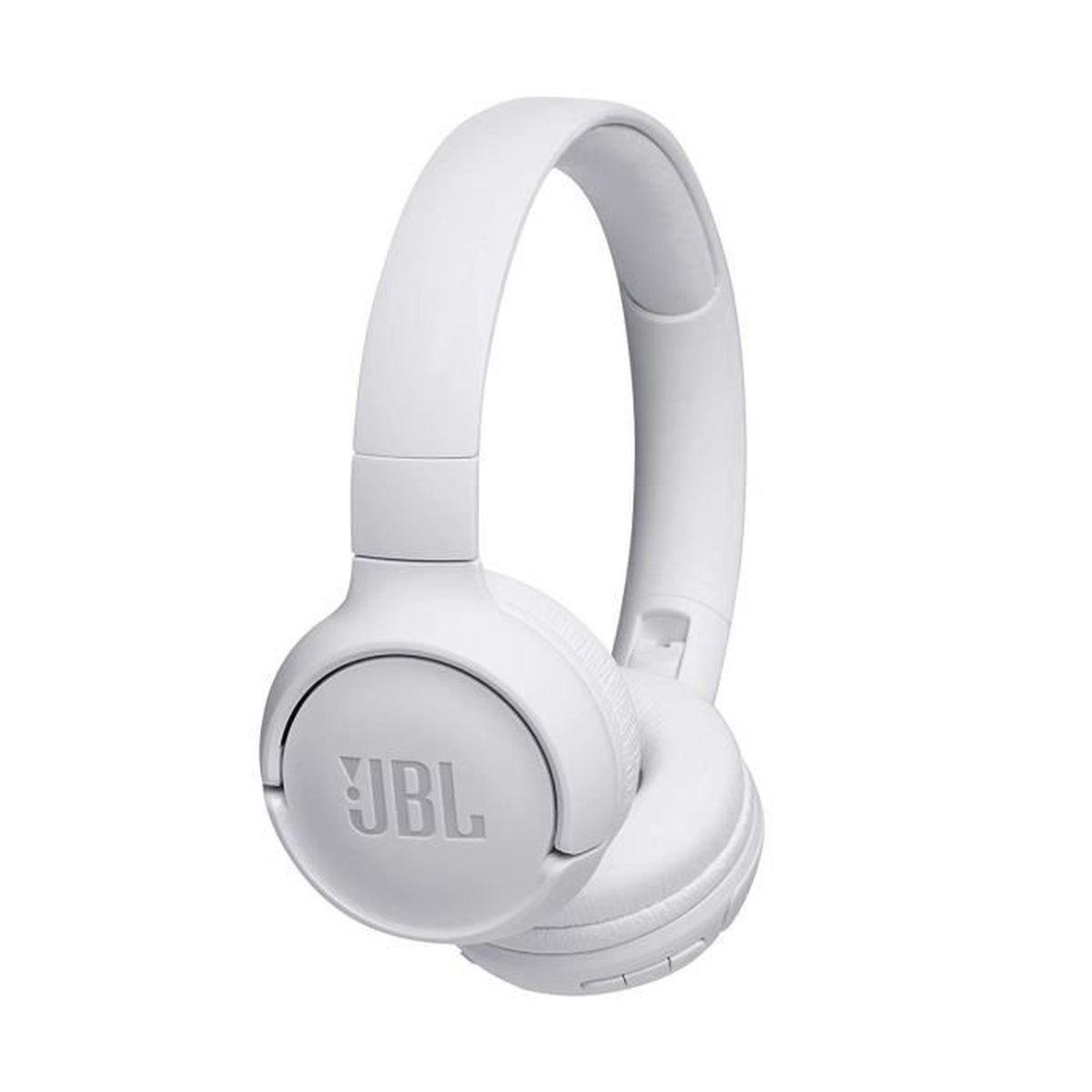 CASQUE - ÉCOUTEURS JBL Tune500BT - Casque supra-auriculaire - Léger e