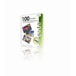 PAPIER PHOTO Pack papier 100 feuilles A4 220g
