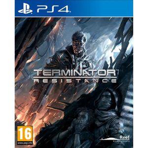 JEU PS4 Terminator Resistance Jeu PS4