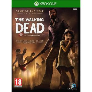 JEU XBOX ONE The Walking Dead Saison 1 GOTY Jeu XBOX One