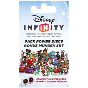 FIGURINE DE JEU Pack Power Discs Vague 2 Disney Infinity 1.0