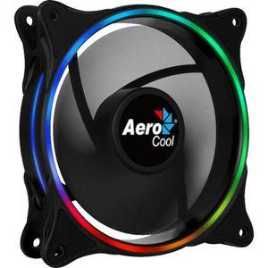 VENTILATION  AEROCOOL Eclipse 12 ARGB - Ventilateur pour Boîtie