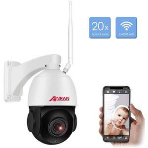 CAMÉRA IP ANRAN camera de surveillance sans fil exterieur 20
