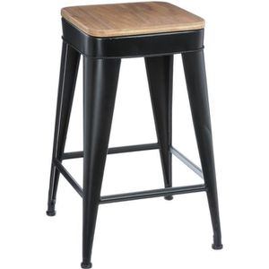 tabouret bar hauteur 60 cm achat vente tabouret bar hauteur 60 cm pas cher soldes d s le. Black Bedroom Furniture Sets. Home Design Ideas