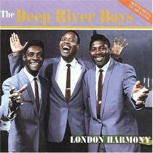 CD JAZZ BLUES Deep River Boys - London Harmony