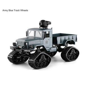VOITURE - CAMION Camion militaire avec le contrôle APP de voiture d