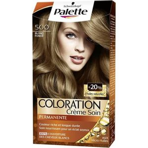 COLORATION Coloration blond foncé x 1 Schwarzkopf Palette