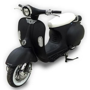 SCOOTER E-ROAD Scooter Electrique 1500 W  Noir
