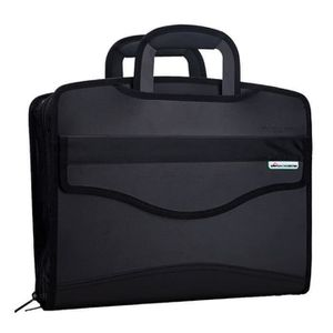 ATTACHÉ-CASE king Serviette Homme Sac Affaires MultiFonction Gr