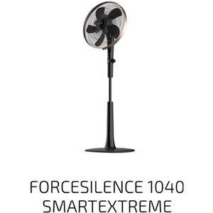 VENTILATEUR Ventilateur sur pied silencieux avec 10 lames. Mot
