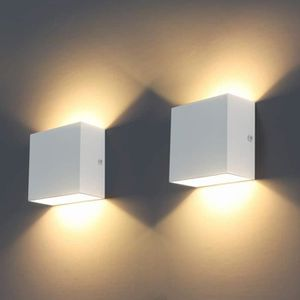 APPLIQUE  12w Moderne Aluminium LED Applique Murale Interieu