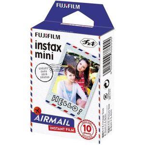PELLICULE PHOTO Fujifilm Instax Mini Air mail Pellicule couleur à