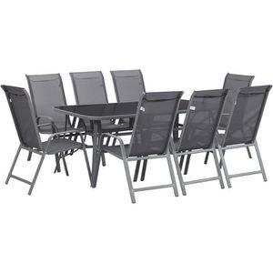 Ensemble table et chaise de jardin Salon de jardin
