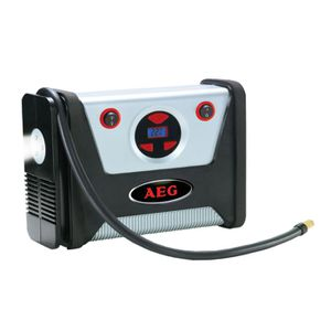 COMPRESSEUR AUTO AEG Compresseur programmable 12 V 7 bars avec acce