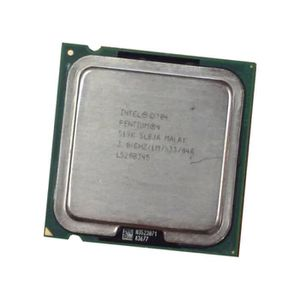 PROCESSEUR Processeur CPU Intel SL8JA Pentium 4 519K 3.067GHz
