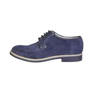 Made in Italia - Chaussures à lacet pour homme (GIULIANO_INDACO) - Bleu Dvpo7YdSz