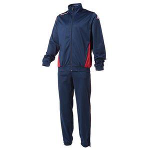 Ensemble de vêtements KAPPA Survêtement Savigno TKS - Homme - Bleu et Ro