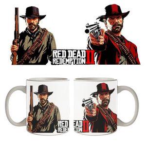 BOL Mug Fan de Red Dead Redemption 2