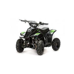 QUAD Quad Big Foot 125cc - Vert  Nitro Motors 6
