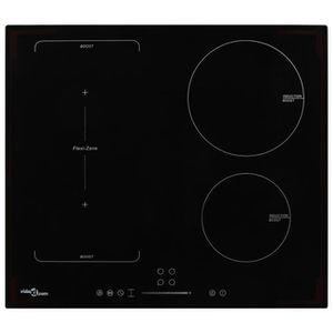 PLAQUE INDUCTION Plaque de cuisson à induction 4 br?leurs Contr?le