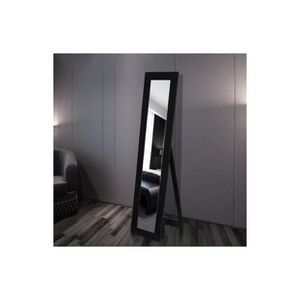 miroir long achat vente miroir long pas cher soldes. Black Bedroom Furniture Sets. Home Design Ideas