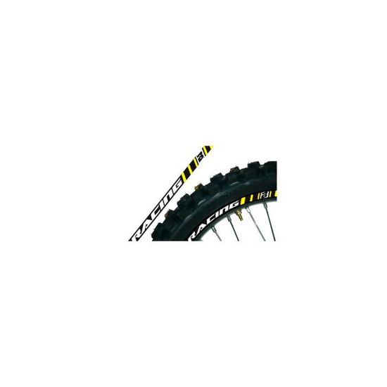 KIT STICKER 2 ROUES BLACKBIRD UNIVERSELLE-ORANGE-780902