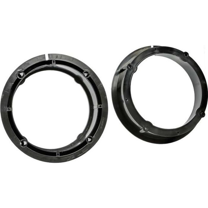 Adaptateur haut parleurs Ø 165 mm Audi / Seat / Skoda / VW
