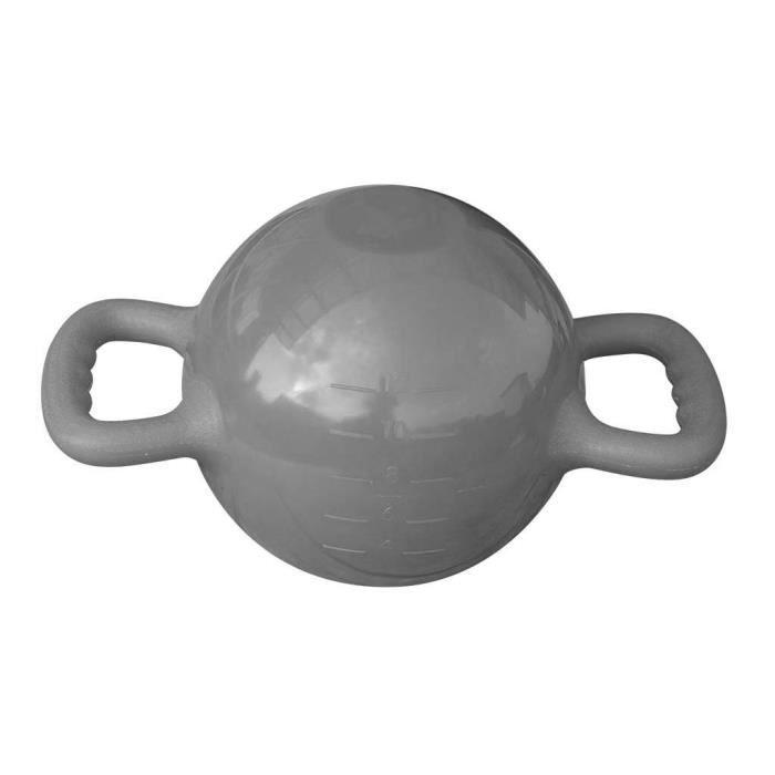 Haltère binaurale de Kettlebell de poids réglable rempli d'eau pour la forme physique, exercice Équipement de fitness à domicile