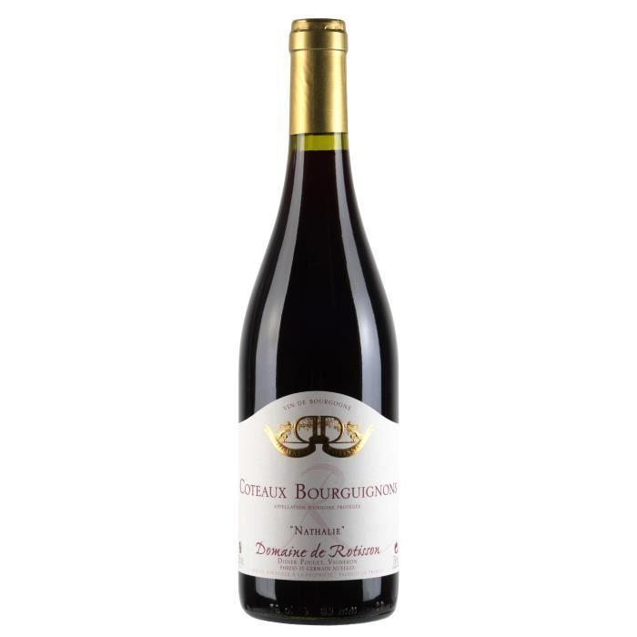 Domaine de Rotisson cuvée -Nathalie- 2018 Côteaux Bourguignons vin Rouge Bourgogne