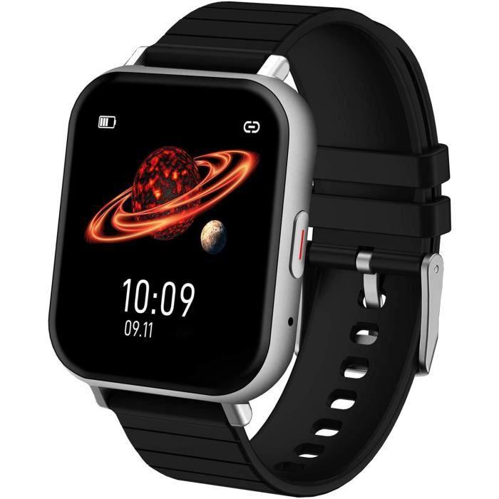 BRACELET D'ACTIVITE Smart Watchs 1.54 -Trackers D'activit&eacute &Agrave &Eacutecran Tactile Complet Tracker De Fitness, Pour255