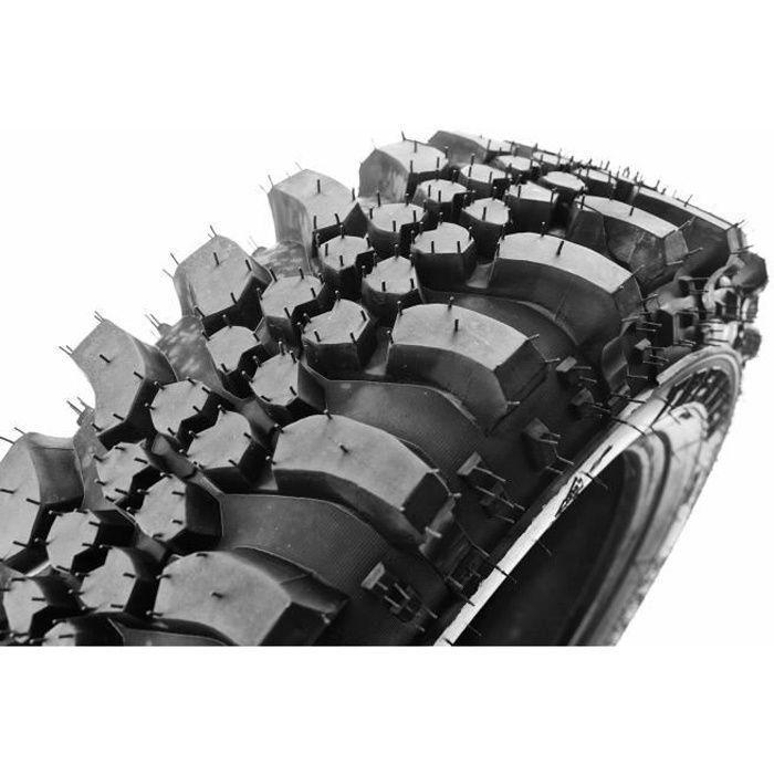 195/80 R16 SMX modèle copie Pneu 115Q 4x4 Mud Terrain MT SUV M+S 3PMSF