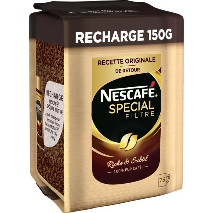 NESCAFE Eco-pack Spécial Filtre - 150G